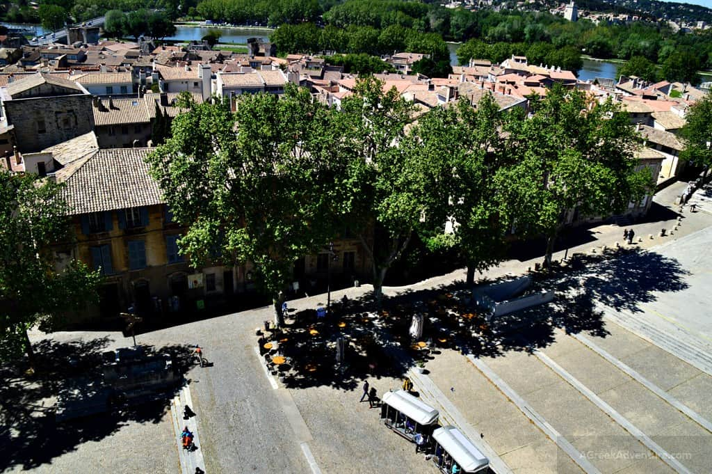 Avignon, France, Palais Des Papes