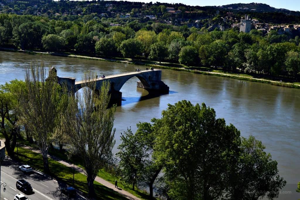 Avignon, France, Pont D' Avignon
