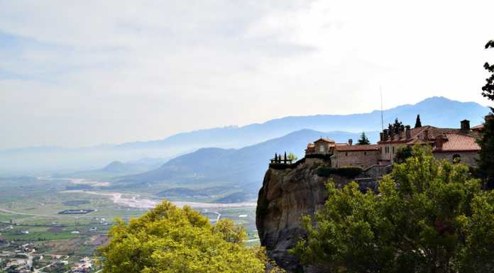 Meteora Greece Sunset Tour day trips from athens