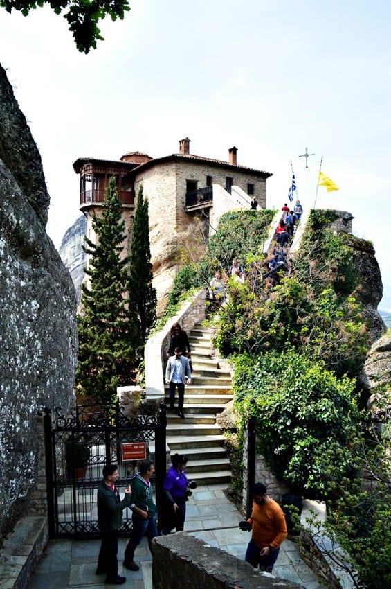 Best Visit To Meteora Monasteries Greece 2020