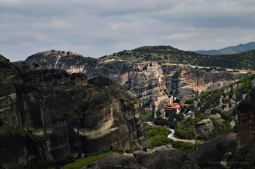 Meteora Monasteries, Great Views and Spirituality – A ...