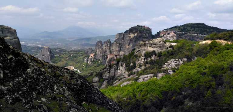 Best Visit To Meteora Monasteries Greece 2020