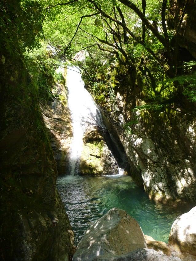 Via Ferrata Karpenisi