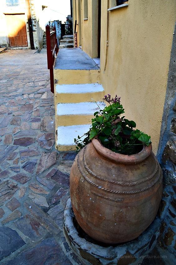 Chios Greece Volissos