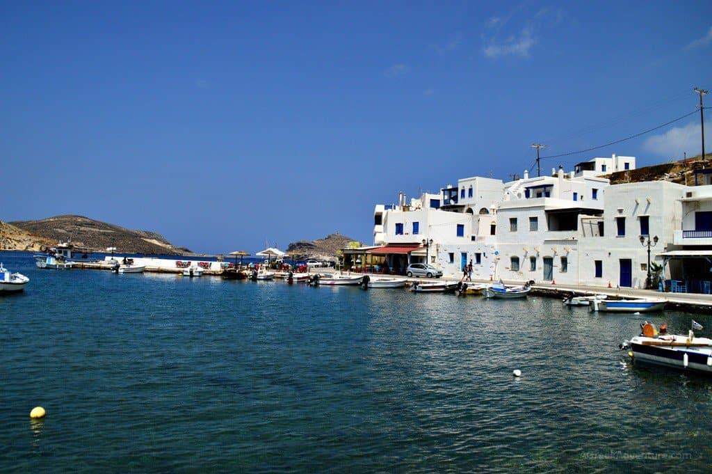 Island, Panormos village