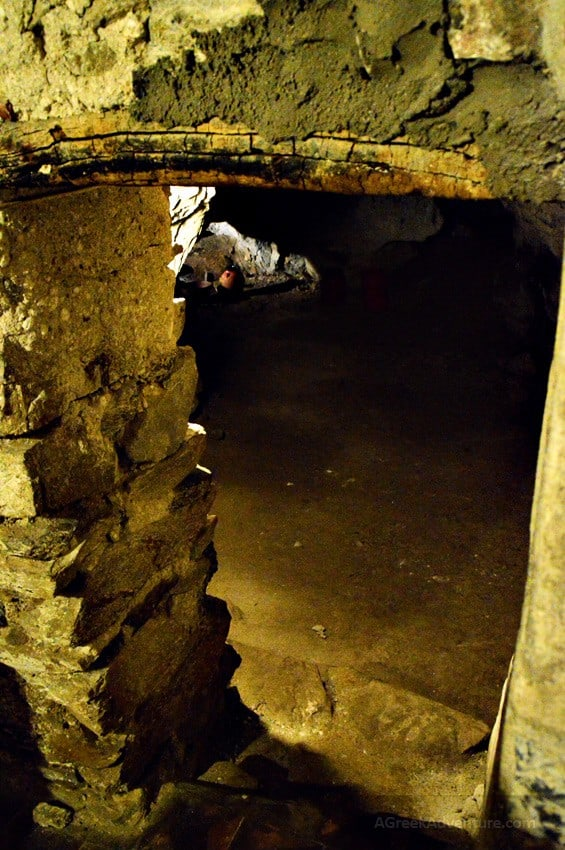 Cave of Olympi and Agio Gala Chios