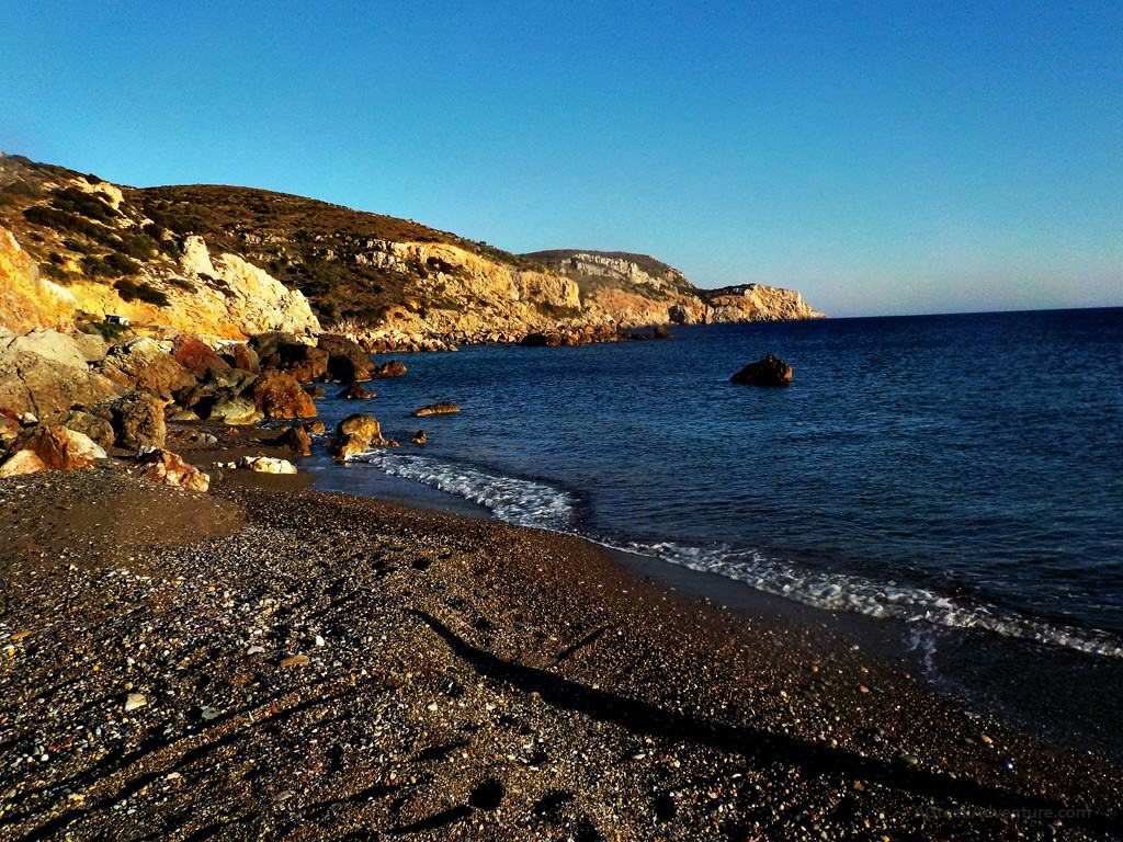 Apotheca and Mavra Volia Chios Beaches