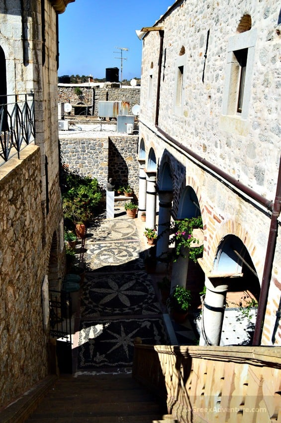 Chios Villages