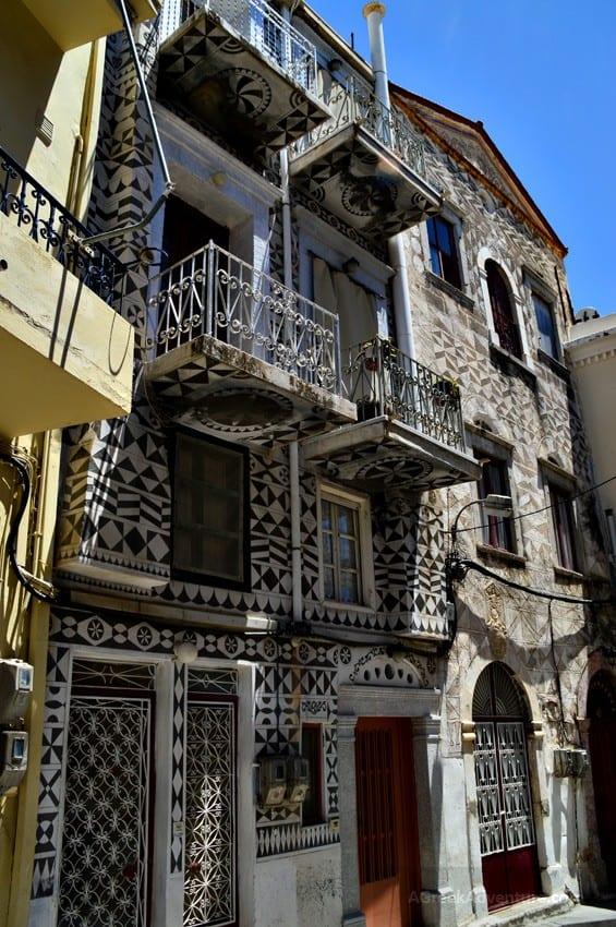 Chios Villages, Pyrgi