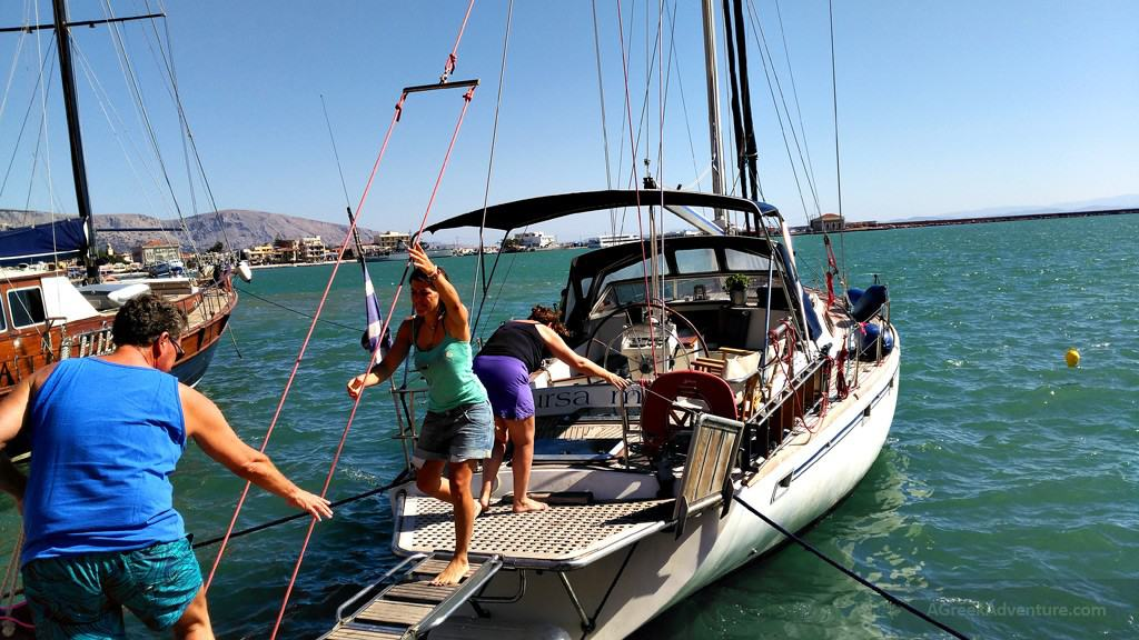 Sailing Holidays in Chios Greece