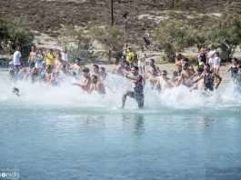 7th Paros Triathlon & Mini Park Aquathlon '16