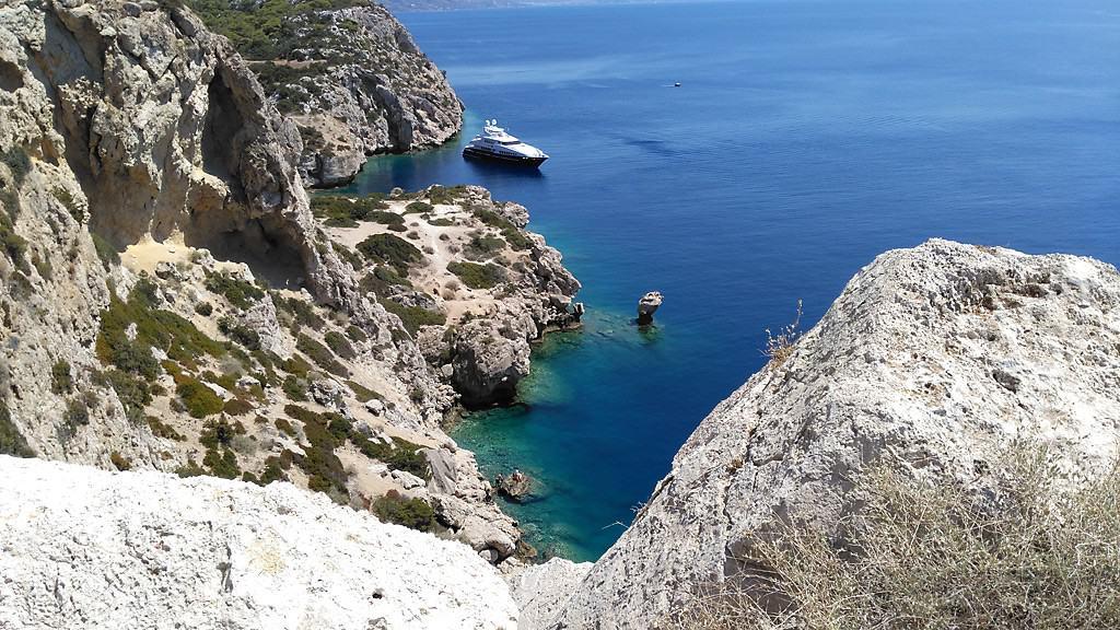 Heraion Loutraki Near Athens Greece Lighthouses Beaches