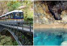 ActiveEscape Kalavrita: Odontotos Rack Railway - Cave of the Lakes 08.10.2016