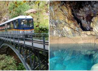 ActiveEscape Kalavrita: Odontotos Rack Railway - Cave of the Lakes 08.10.2016