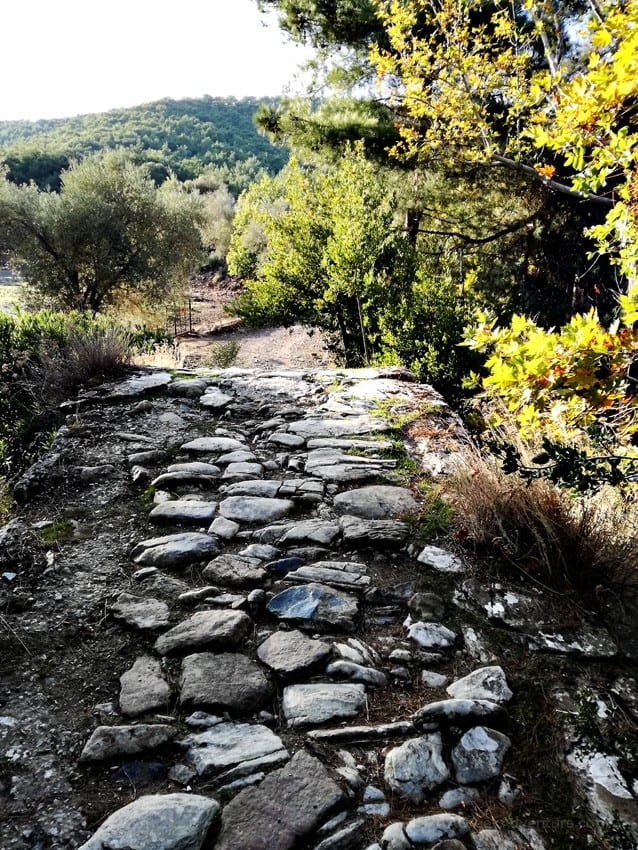 Cycling & Hiking Lesvos Island