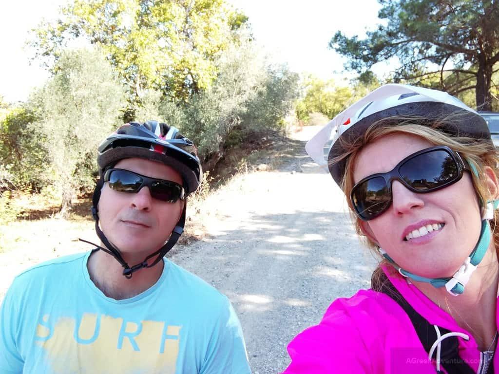 Cycling & Hiking Lesvos Island