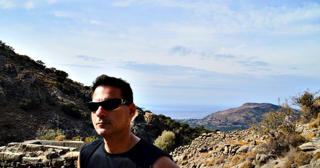 Lesvos HorseBack Riding and Hiking