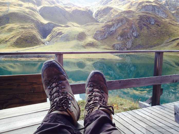 7 Hiking Tips for the Soft Adventurer Feet and Lower Body Area