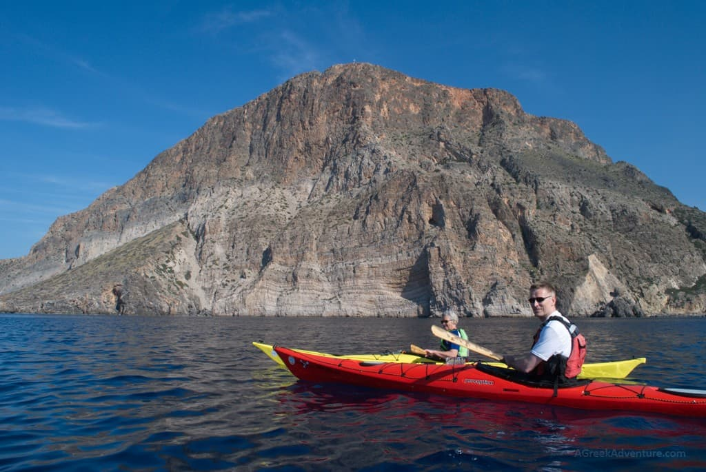 Learn About Sea Kayak Just Do It in Crete