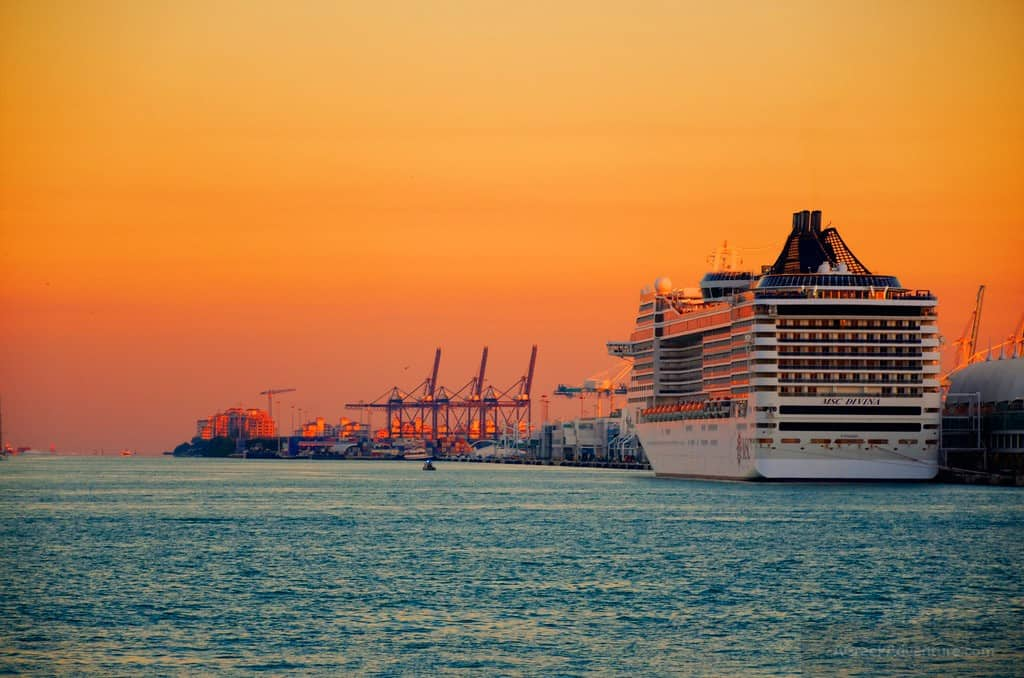 Tips and Advice for First Time Cruisers