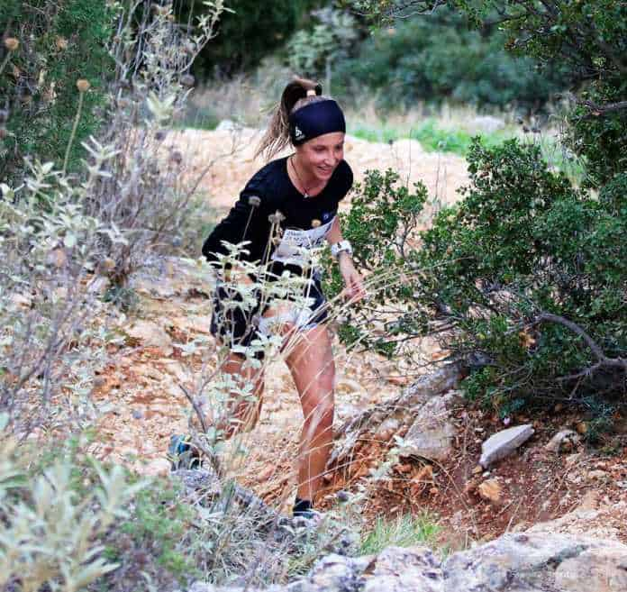 Trail Running in Greece – An Interview from a Female Trail Runner