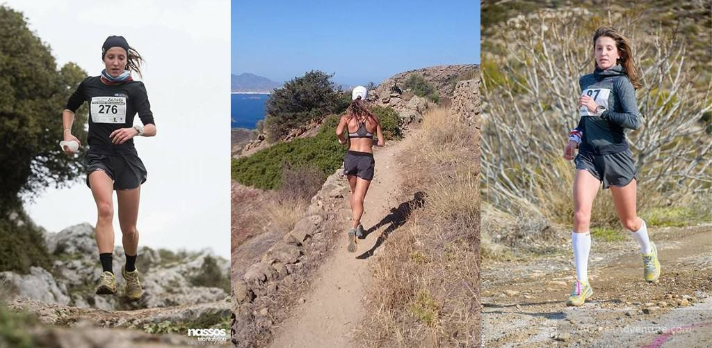On Trail Running in Greece - An Interview from a Trail Running Woman