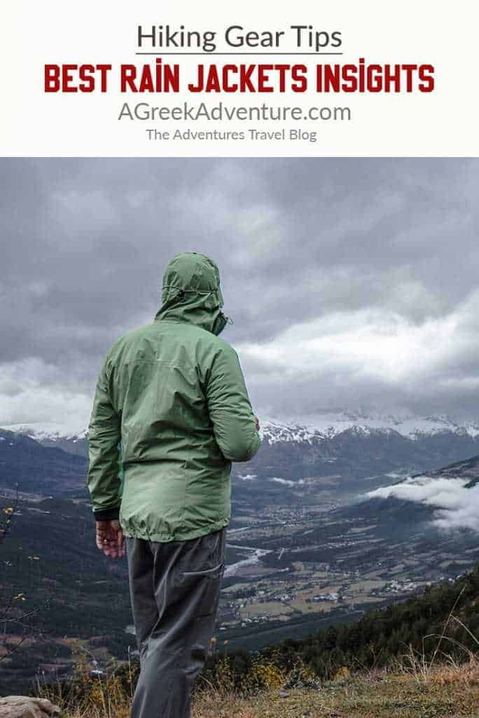 Hiking Gear Tips: Best Rain Jacket Insights
