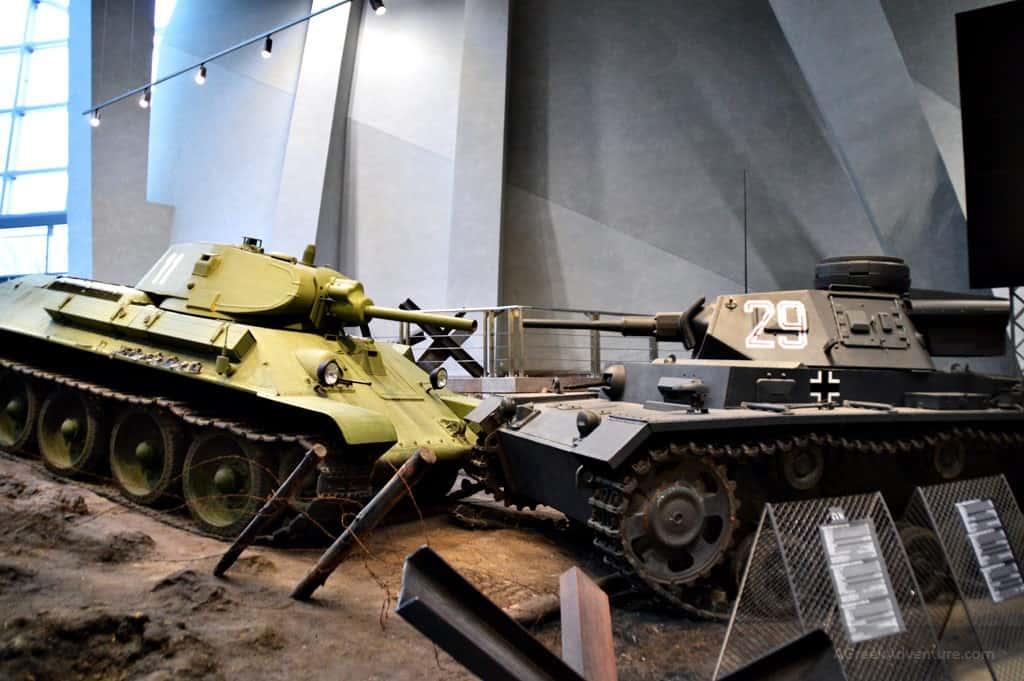 War in Minsk Belarus is Not to Forget