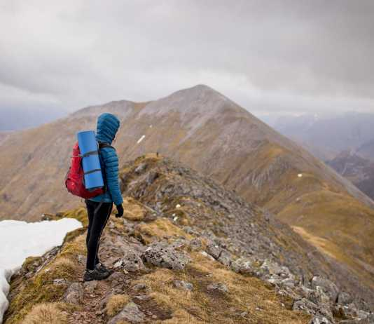 How to Pack Light on a Long Hike