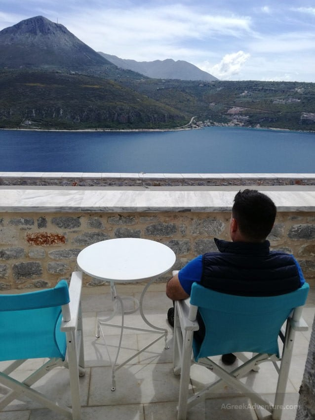 """In & Out """"Petra & Fos"""" Boutique Hotel in Mani, Greece"""