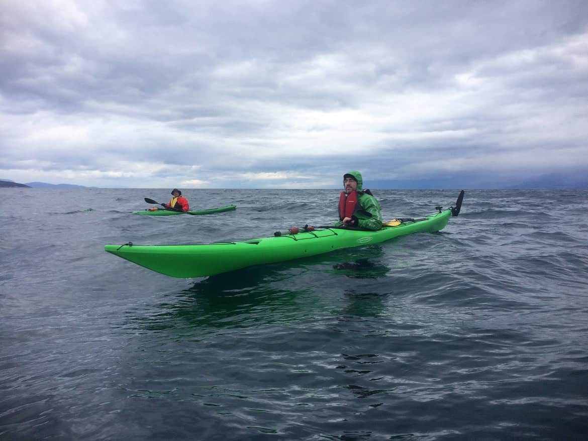 Real Life Story of a Sea Kayak Lifesaving Adventure
