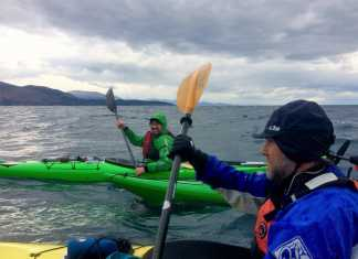 Real Life Story of a Sea Kayak Lifesaving Adventure