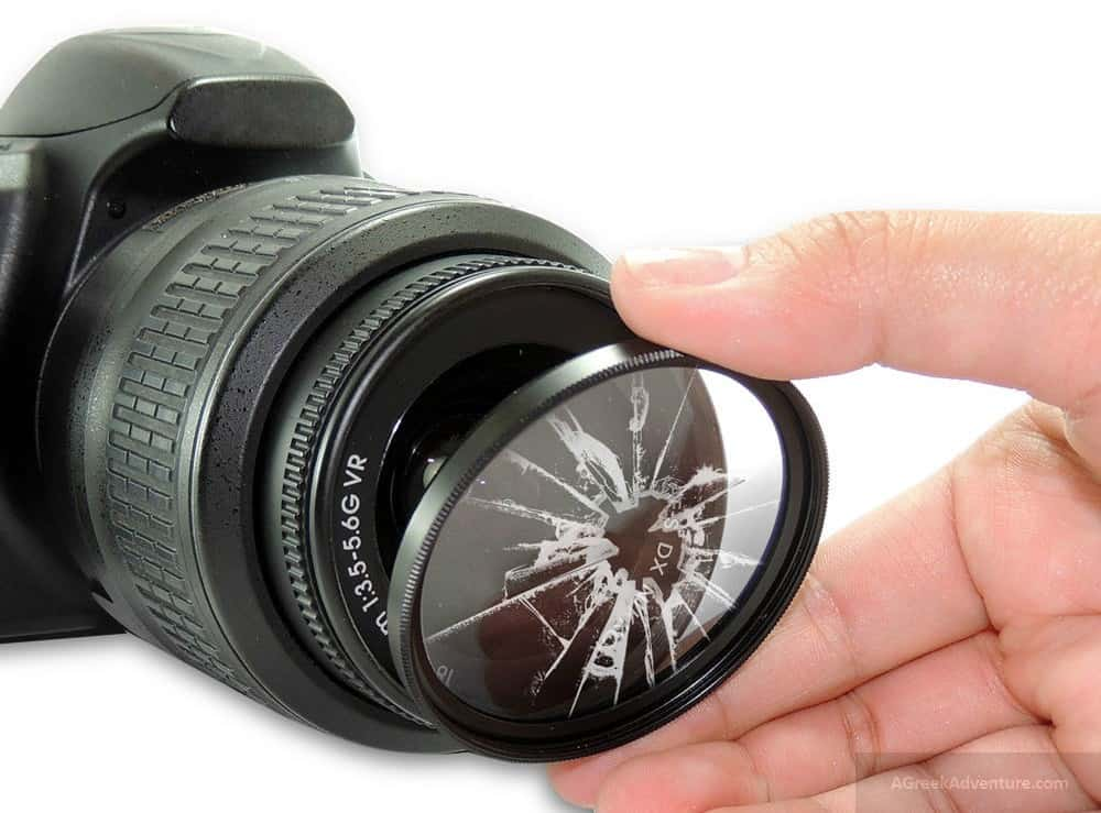 Protective UV Filter for our Photography Lens