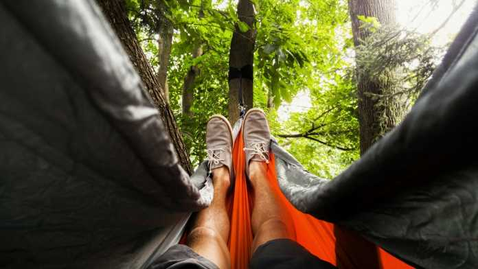 9 Tips for First Time Hammock Campers