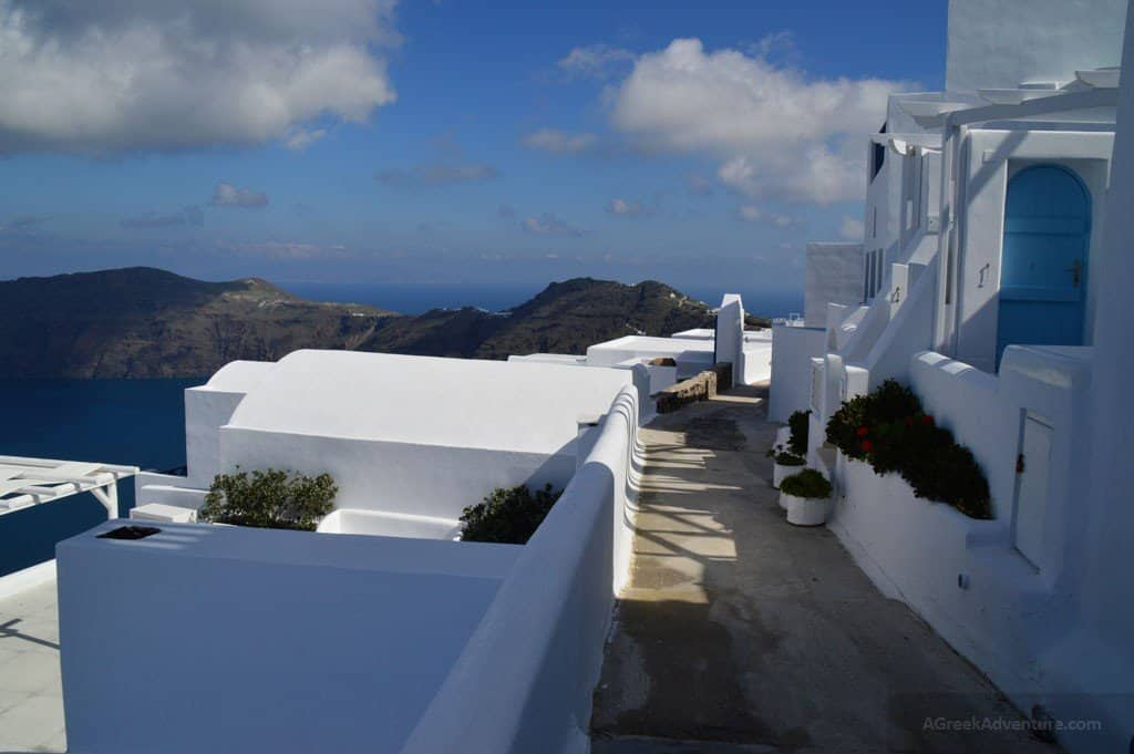 Thira to Oia