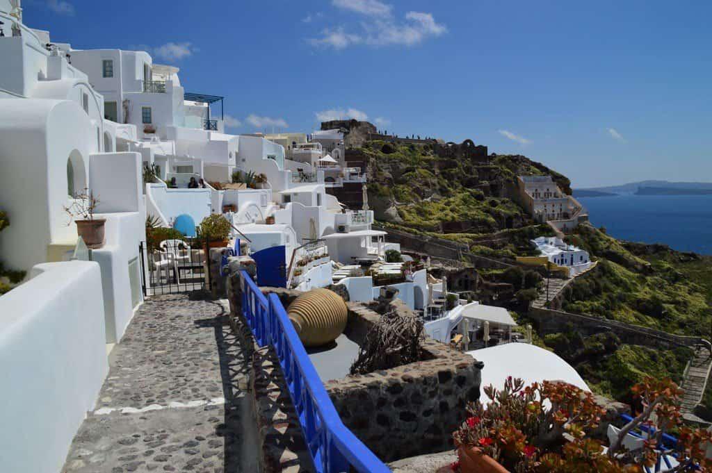 Ultimate Santorini Fira to Oia Hike
