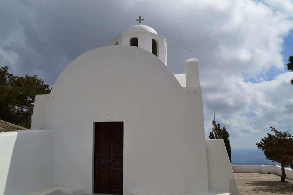 Santorini Thira to Oia