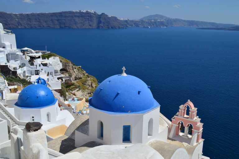 Hiking Santorini Greece - 10km From Thira to Oia