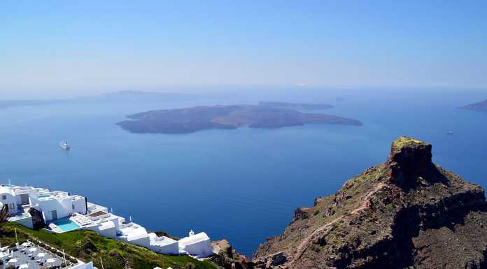 Imerovigli Santorini Best Location in Santorini Caldera