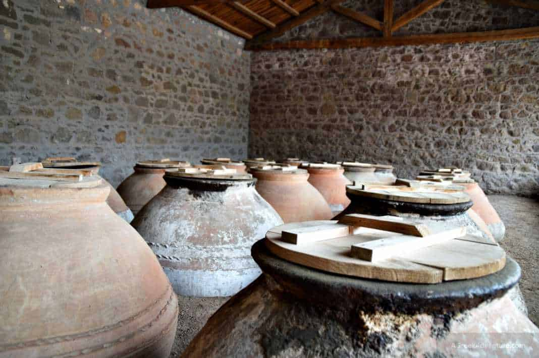 The Museum of Industrial Olive-Oil Production of Lesvos, at Soufli village