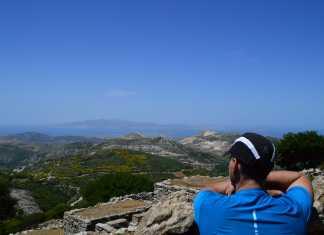 Hiking Naxos Routes: Moni To Apeiranthos via Sifones