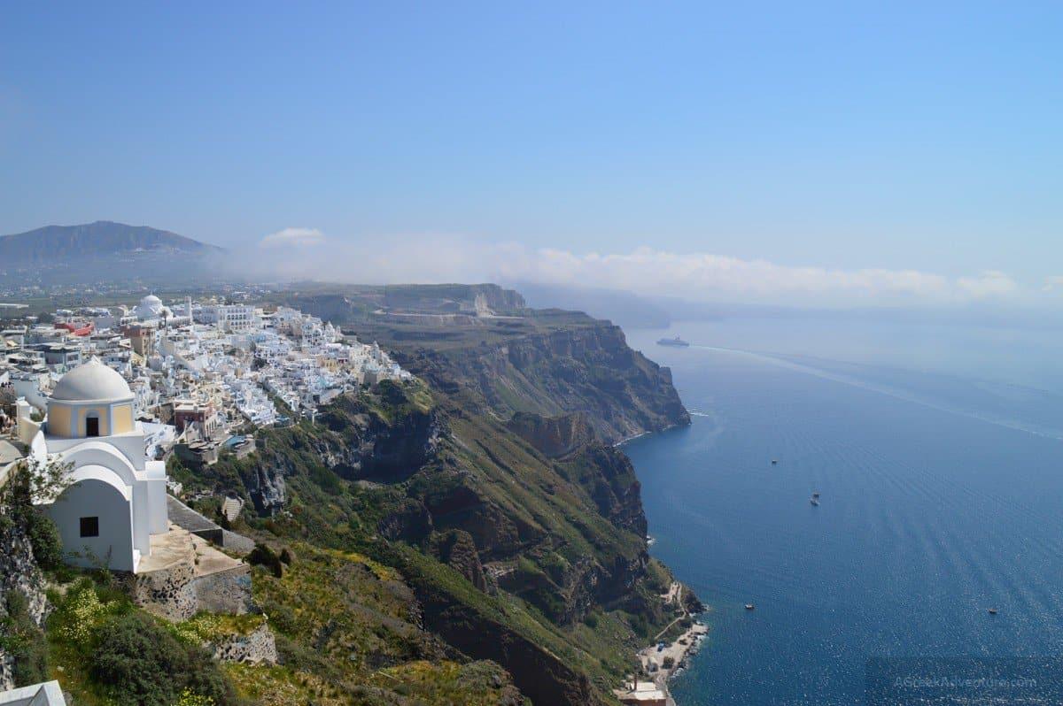 Greek Island Hoping Sailing On Budget