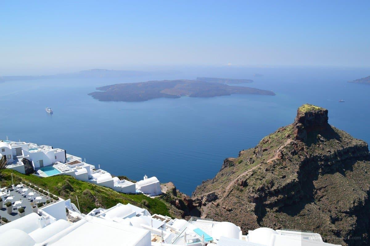 Mykonos or Santorini? - White & Blue Island Hopping