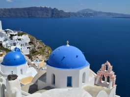 Mykonos or Santorini? - White & Blue Island Hopping