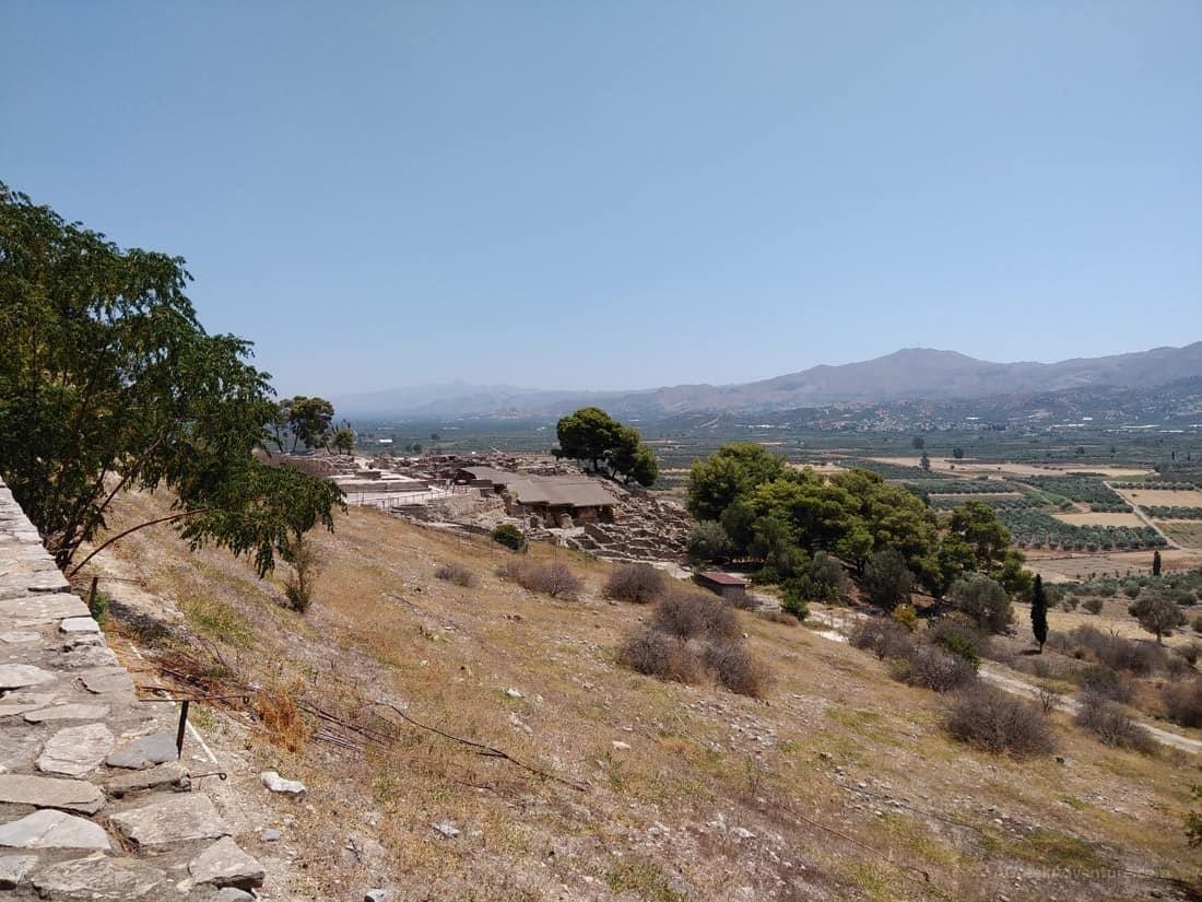 Phaistos Disc & Knossos Archaeological Site