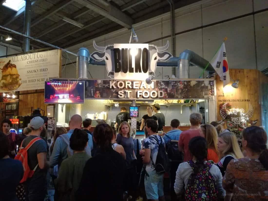 Copenhagen Street Food Strolling & Eating