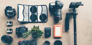 7 Indispensable Photography Gears