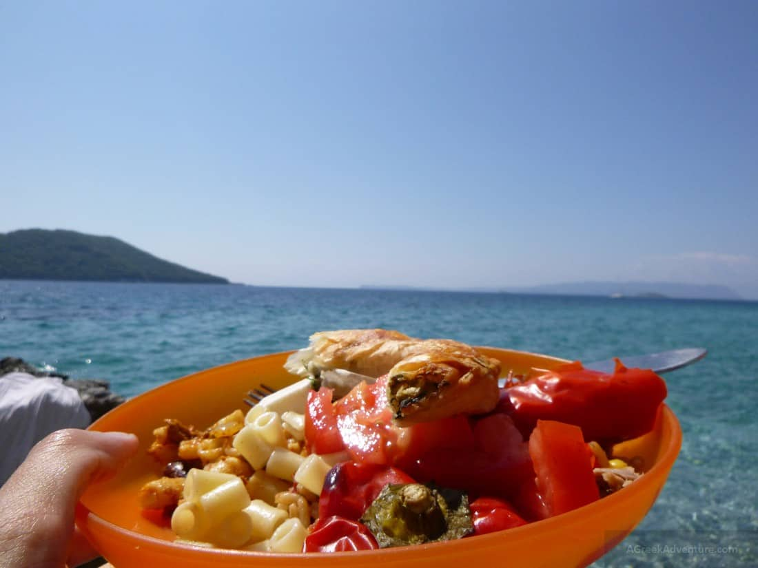 Our Skopelos Holidays: Sea Kayak Trip