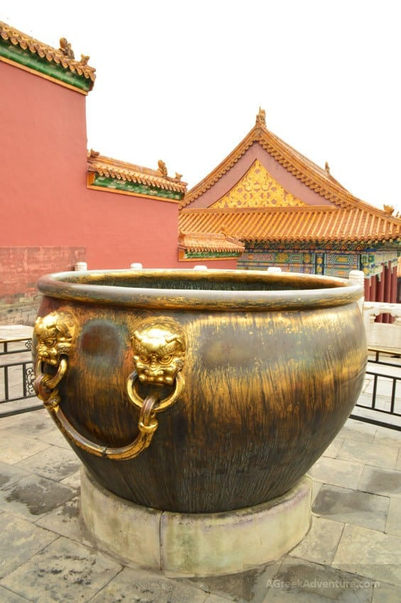9999 Rooms Forbidden City Beijing China