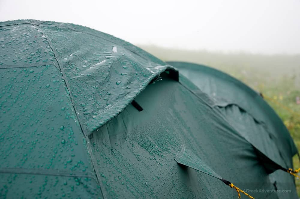 Best Tips for Camping in the Rain